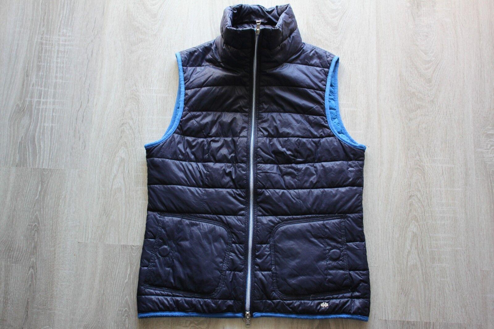 Street One One One Damen Jungen Mädchen Daunen blau Weste 34 36 XS S wie neu | Qualität  | Ich kann es nicht ablegen  | Online-verkauf  7c4cb9