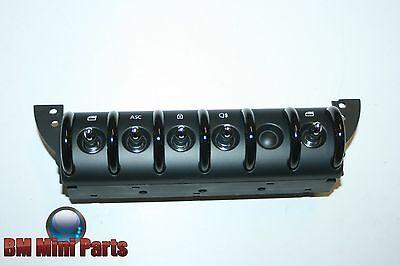 Usado Original BMW Mini Centro Paquete de conmutador de consola para R50 R52 R53-6958029