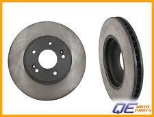 Front Disc Brake Rotor 40523017 OPparts Fits: Hyundai Santa Fe