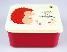 """Frischhalte-Dose, Lunchbox, Brotdose für Kinder, Igel-Motiv """"Honey The Hedgehog"""""""