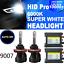2x HID Conversion Kit Bi-Xenon Headlight 9007 Light Bulbs 6000K 55W DBK Hi-Lo