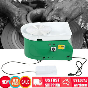 24CM-350W-Electric-Pottery-Wheel-Machine-For-Ceramic-Work-Clay-Art-Craft-Molding