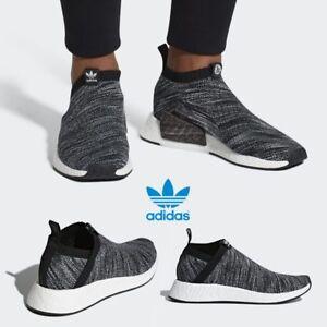 83c378523afef Adidas Original UA SONS NMD CS2 Runner Shoes Running Black White ...