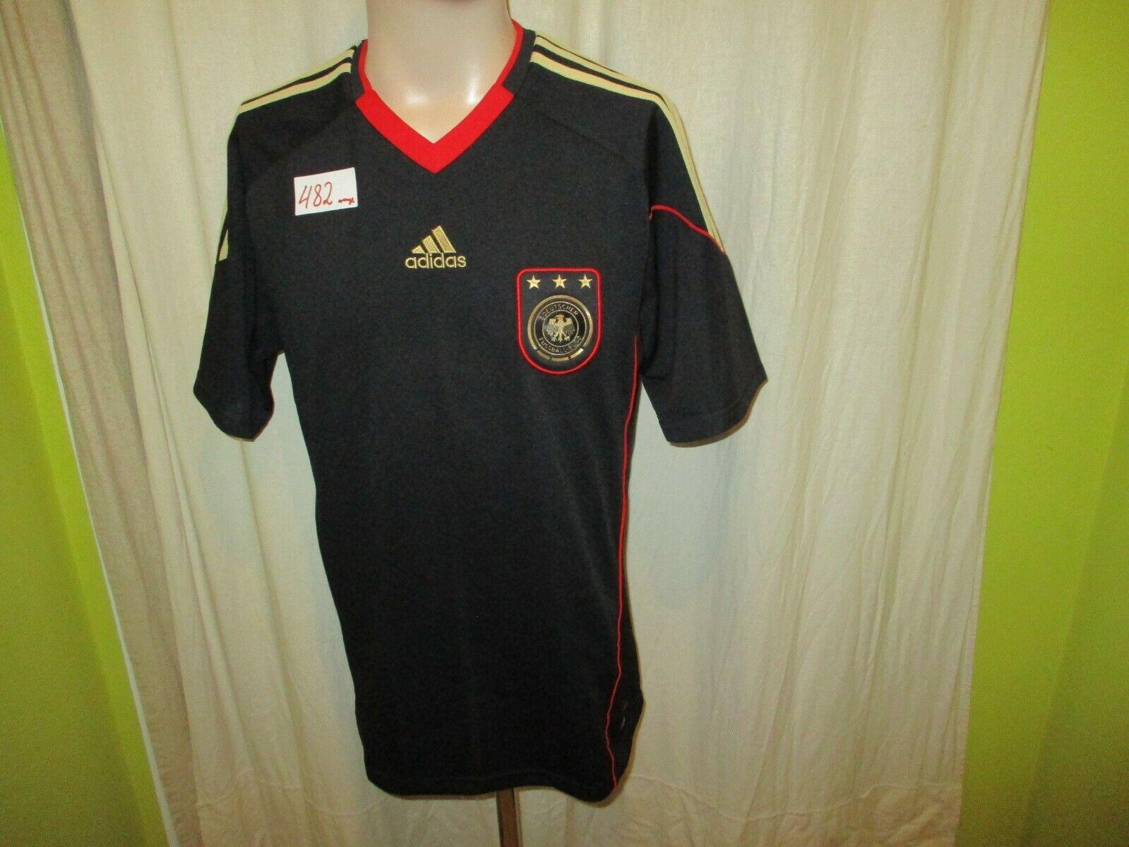 Deutschland  DFB  Adidas Auswärts Weltmeisterschaft Trikot 2010 Gr.M TOP