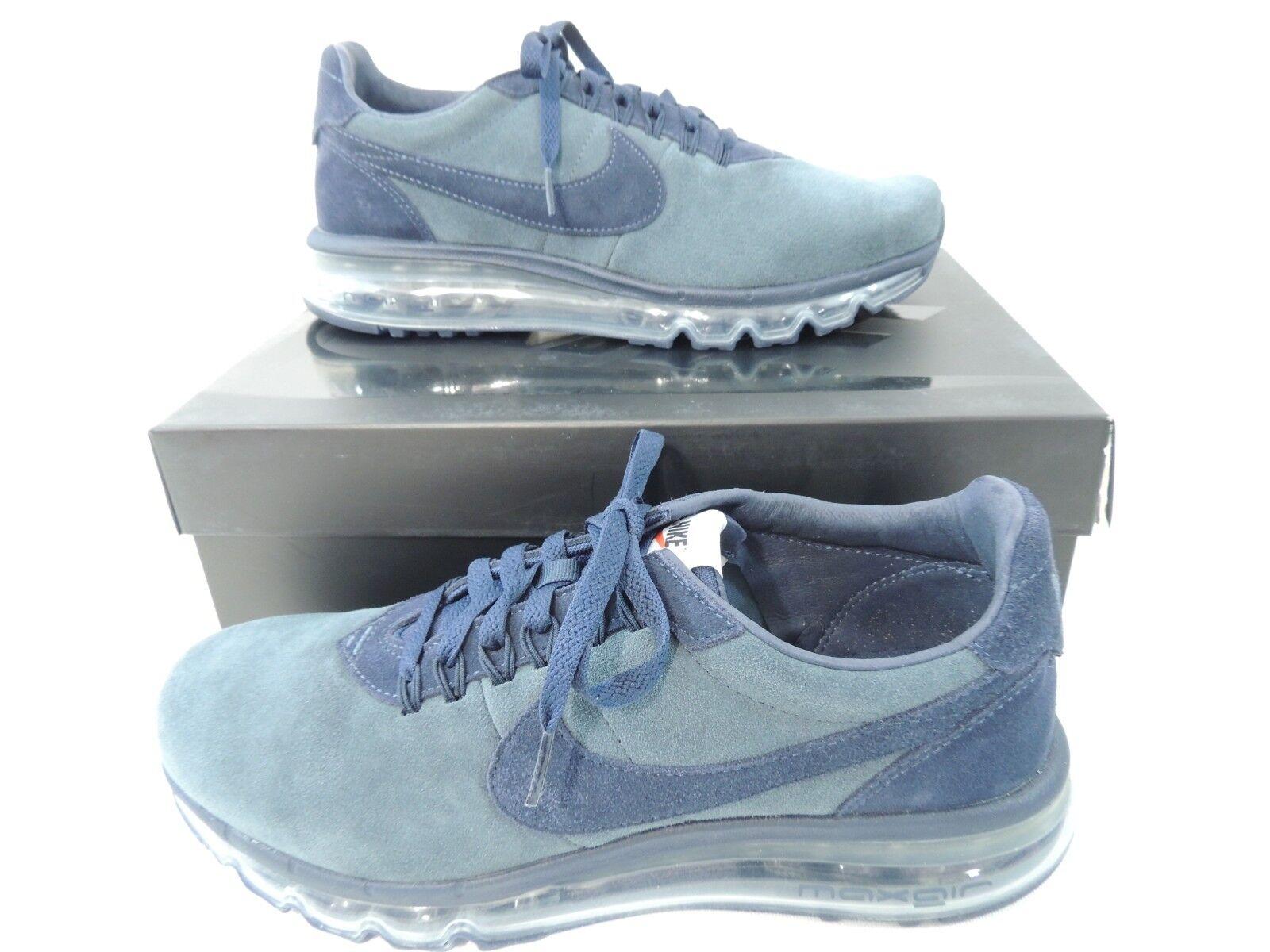 Nike Mens Air Max LD Zero Fragment Fragment Fragment Hiroshi Fujiwara bluee Grey 848624-002 Sz 9.5 5365d9