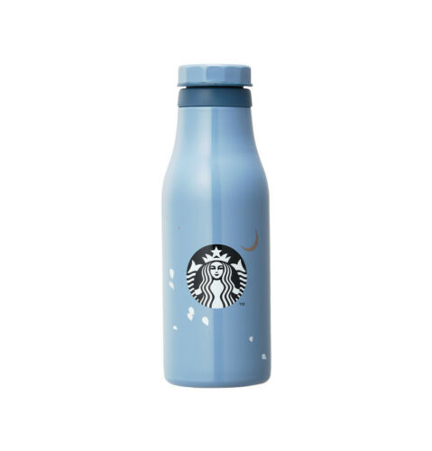 Starbucks Korea 2019 Limited Cherry Blossom SS Daily Waterbottle Tumbler 473ml
