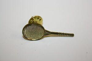WOW-Nice-Large-Vintage-Tennis-Team-Lapel-Jacket-Pin-Pinback-HTF