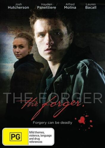 1 of 1 - The Forger (DVD, 2014)-REGION 4-Brand new-Free postage