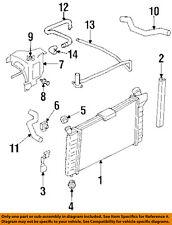 GM OEM Radiator-Bypass Pipe 24507951