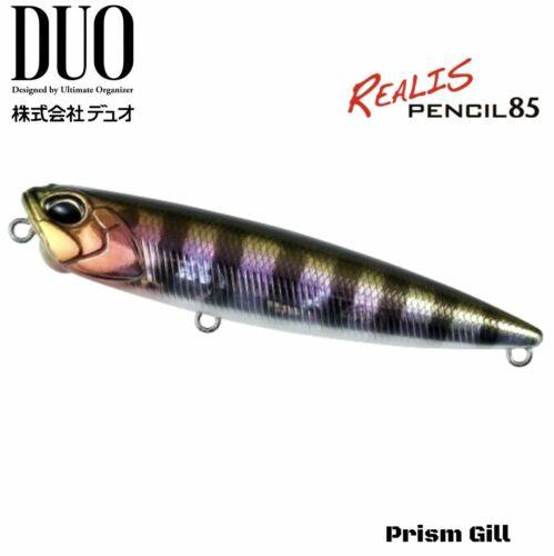 Duo International Topwater Wtd Lure Realis Pencil 85