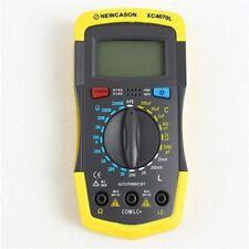 Capacitance Tester Meter Lcr Rcl Inductance Resistance Analogue Digital Detector