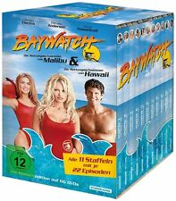 BAYWATCH - COMPLETE SERIES SEASON 1-11   -  DVD - PAL Region 2 - New