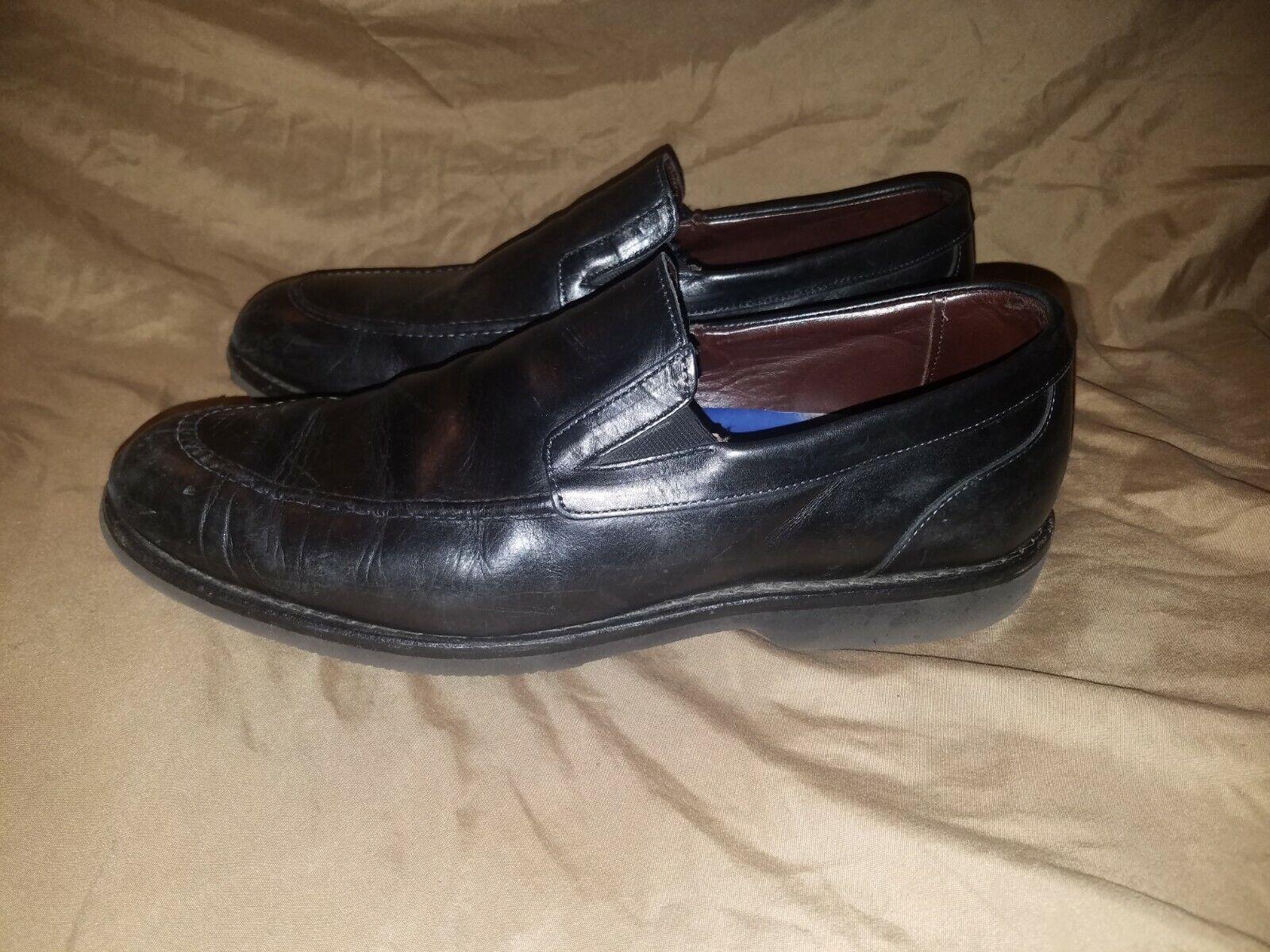 punti vendita Allen Edmonds Road Road Road Warriors nero Leather Loafers Uomo Dimensione 11.5 B Mocs scarpe  servizio di prima classe
