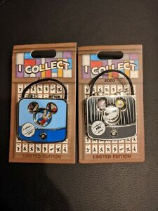 Disney-Parks-Nightmare-Before-Christmas-Pin-And-Timothy-I-Collect-Food-Pins-LE