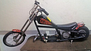 razor electric mini chopper motorcycle bike scooter harley - Mini Chopper Frame