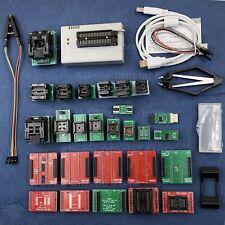 Xgecu Tl866ii Plus Programmer With Black Socket For Spi Flash Nand Eprom31parts