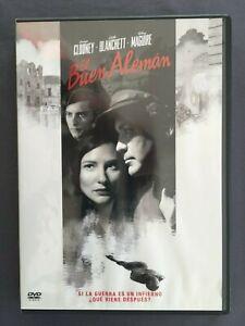 DVD-EL-BUEN-ALEMAN-George-Clooney-Cate-Blanchett-Beau-Bridges-STEVEN-SODERBERGH