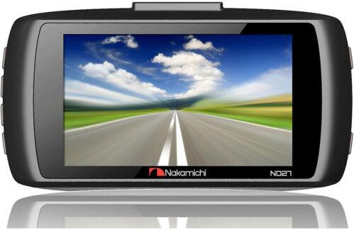Nakamichi ND27M Portable Digital Video Recorder With 2.7 Screen Dash Camera NEW