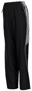 adidas-Damen-Trainingshose-schwarz-Jogginghose-Sporthose-Gr-XS-S