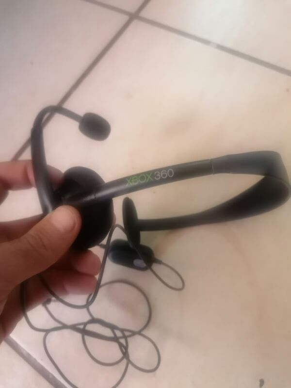 xbox360 headset for sale