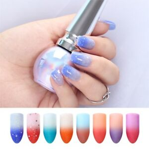 BORN-PRETTY-6ml-Thermal-Nail-Art-Polish-Sunlight-Color-Changing-Peel-Off-Varnish