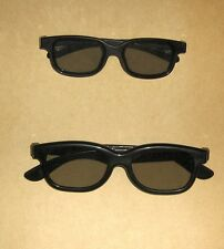 REAL D 3D Polarized Passive Child-Size Glasses, Movie Theater Film