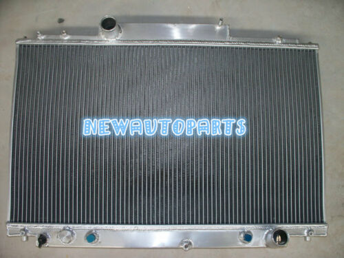 ALUMINUM RADIATOR FOR LEXUS SC400//TOYOTA SOARER UZZ30//31//32 1UZFE AT 1991-1996
