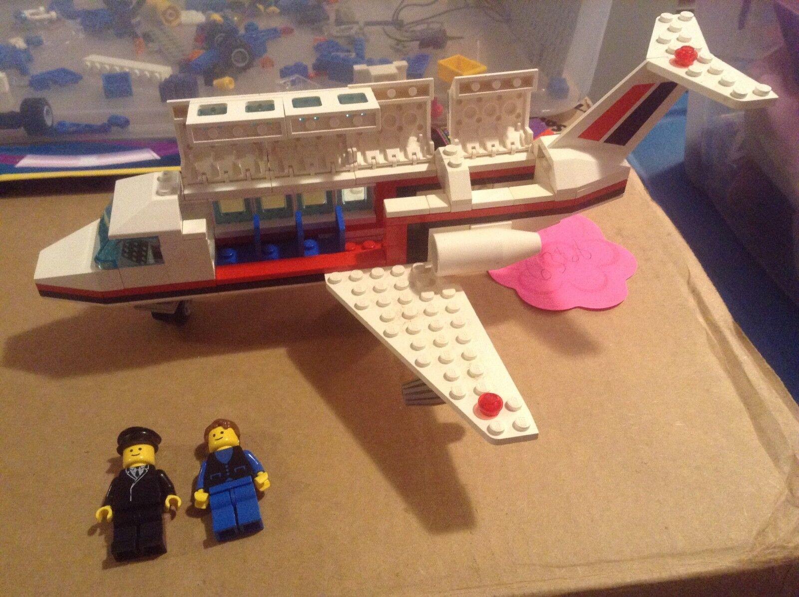 Lego 6368 Jet Airliner Vintage 1985 RARE lego land