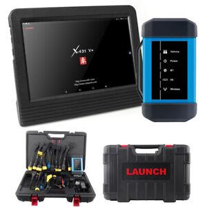 LAUNCH-X431-Heavy-Duty-Model-V-Diagnostique-Scanner-pour-12V-24V-Voiture-Camion