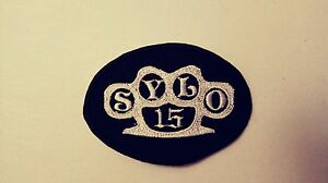 Details about Outlaws Motorcycle Club Support Brass Knuckle Patch  Outlaws  MC 1%er