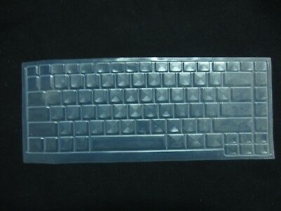 Keyboard Silicone Skin Cover Protector Dell Alienware M14X m15x series laptop