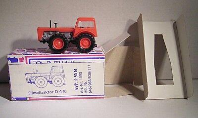 """04 216 Veb Berlinplast """"d 4 K Dieseltraktor"""""""