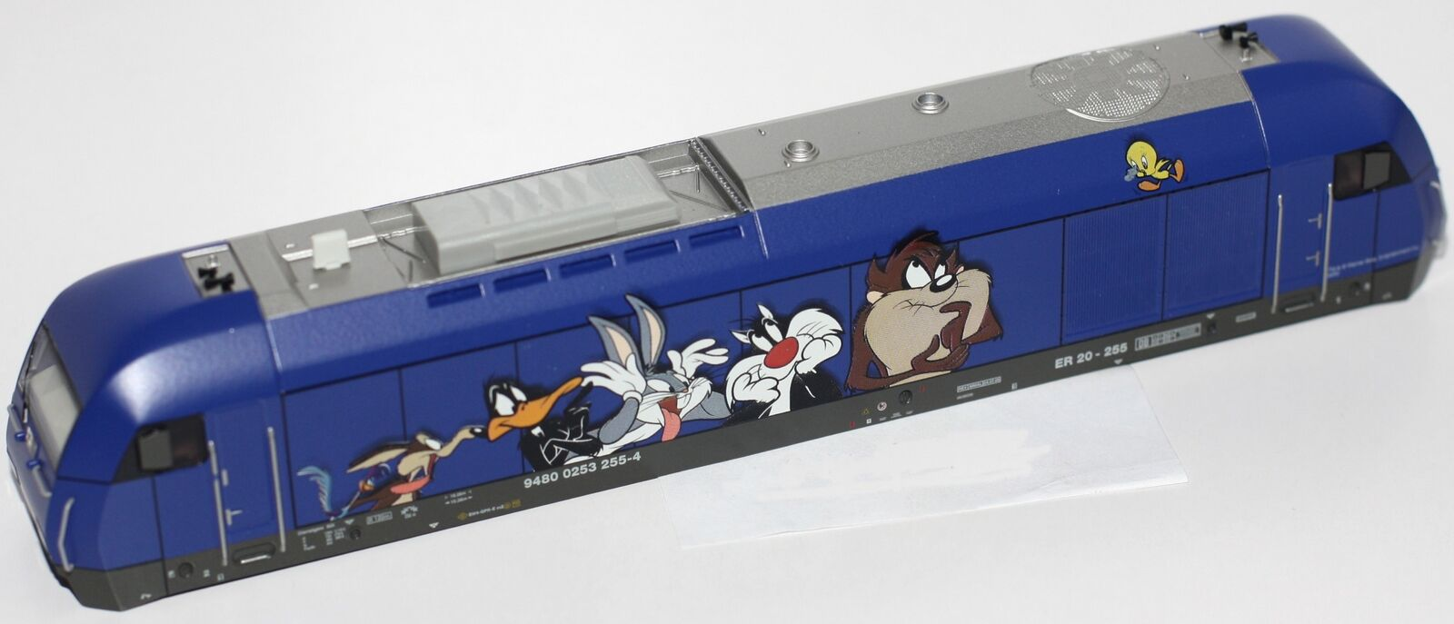 Märklin H0 101931 Gehäuse für Lok 36847 Looney Tunes
