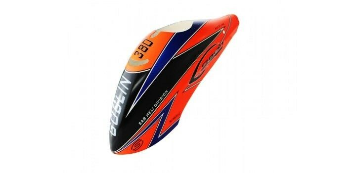 Canopy orange - Goblin 380 Sport H0983-S