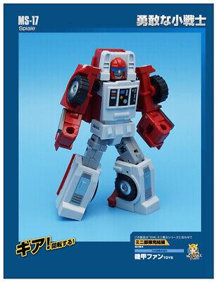 New Transform Robot Toy MFT MF-22N MF22N Slagus mini G1 Slag Action Figure