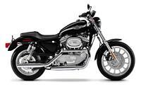 Pr Gas Tank Stripes Replcs 2003 Xl Sportster Harley Davidson Anniv Tks101