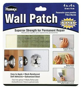 Wall Patch, 8 X 8 - Homax Products