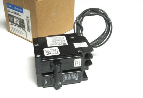 * NEW Cutler-Hammer Type C120 Circuit Breaker w//Shunt Trip Cat# BR120ST ..VH-004