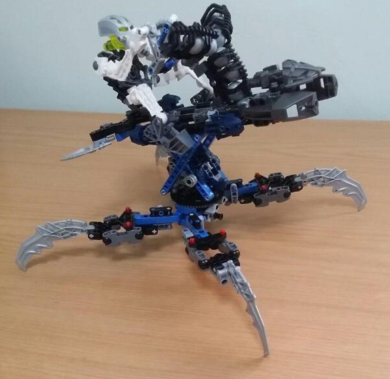 Lego 8954 Bionicle Karda Nui Matoran Mazeka +  Notice complet de 2008 CN85  risparmia fino al 70%
