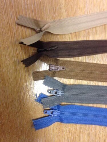 "Opti fermé fin pantalon robe zip fulda//drop extracteur 9/"" 22/"" S40 S43 gen purpose"