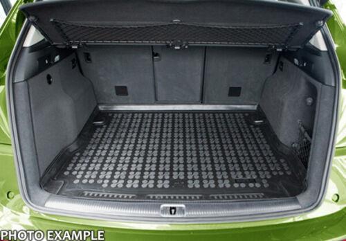 DACIA DUSTER I 4x4 4WD SUV 2010-2018 PREMIUM Antirutsch Gummi-Kofferraummatte