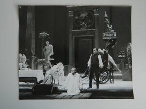 Foto Originale Anthony Crickmay Opera The Rake's Progress 1979