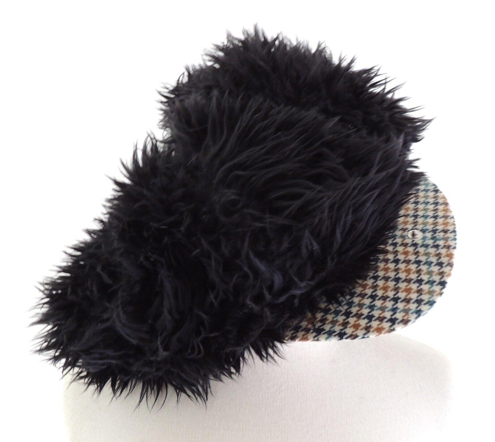 Judy Blame Christopher Nemeth Casket Newsboy hat … - image 2