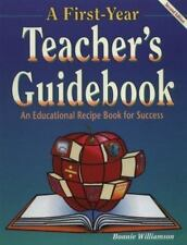 A First-Year Teacher's Guidebook, 2nd Ed.-ExLibrary