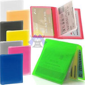 PORTA-Documenti-PATENTE-Banconote-per-CARTA-di-CREDITO-Wallet-UNIVERSALE-Monete