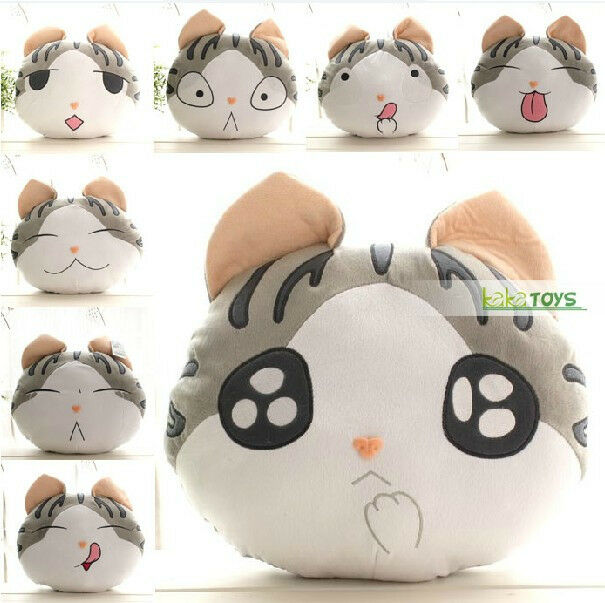 New birthday gift chi's sweet home plush toy chi's cat cushion doll pillow 1pc