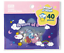 miniature 6 - Official BTS BT21 Baby Flake Sticker Pack +Freebie + Free Tracking KPOP