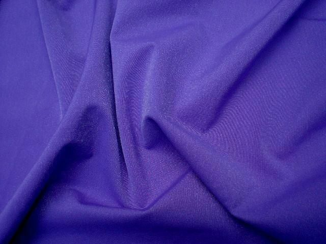 Purple Nylon Lycra (x 1.5 metres)