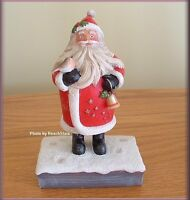 Marjolein Bastin Nature's Journey Santa Figure Free U. S. Shipping