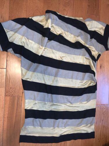 vivienne westwood striped tshirt medium